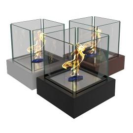 Биокамин Quant Metall